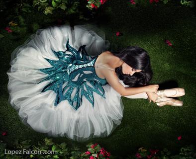 Ballet Quince Photography Miami Quinces Ballerina