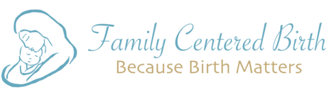 Family Centered Birth Logo