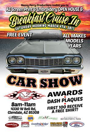 Events - Car show glendale az
