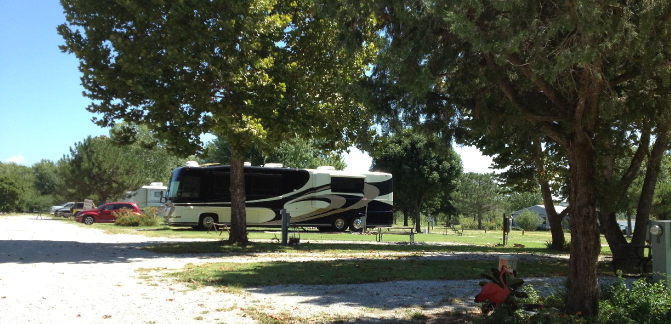 Grand Country Lakeside RV Park Lake Northeast OK