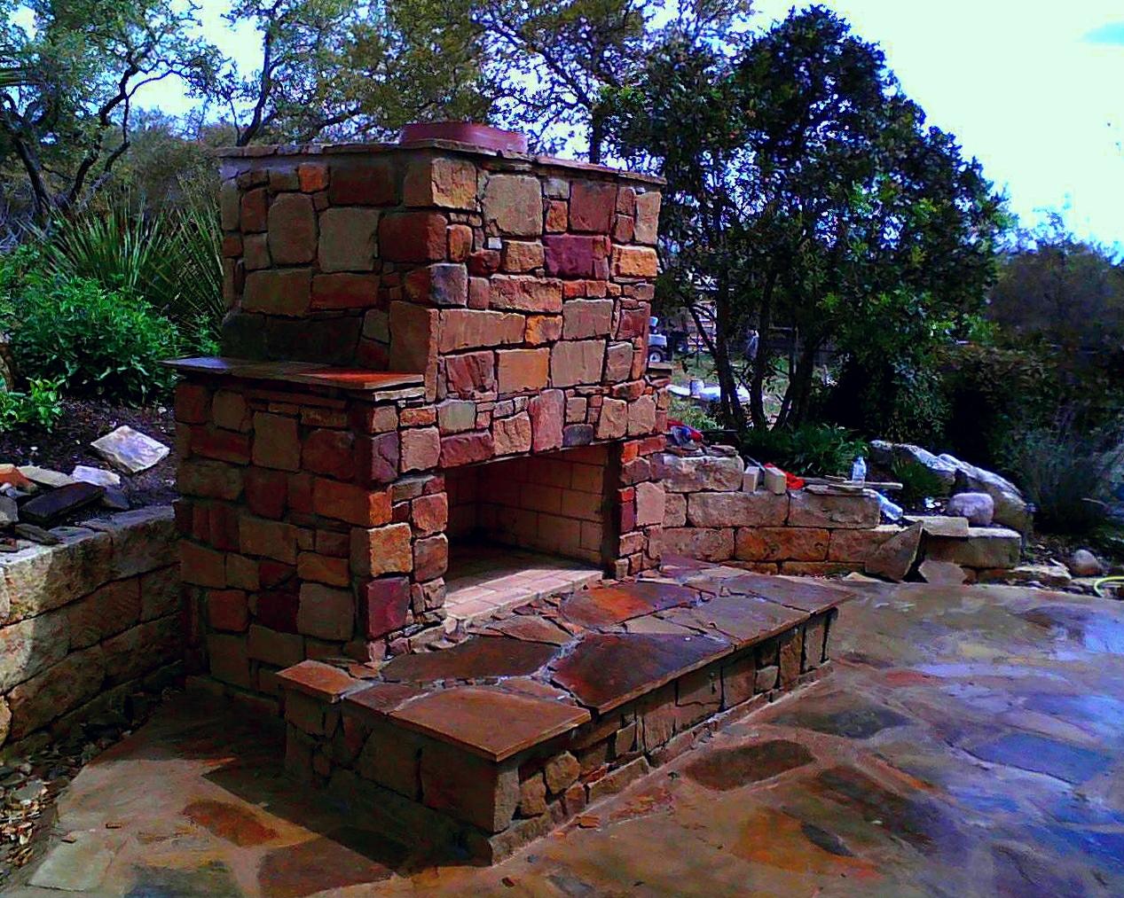 Outdoor Kitchens San Antonio Tx Contractor Install