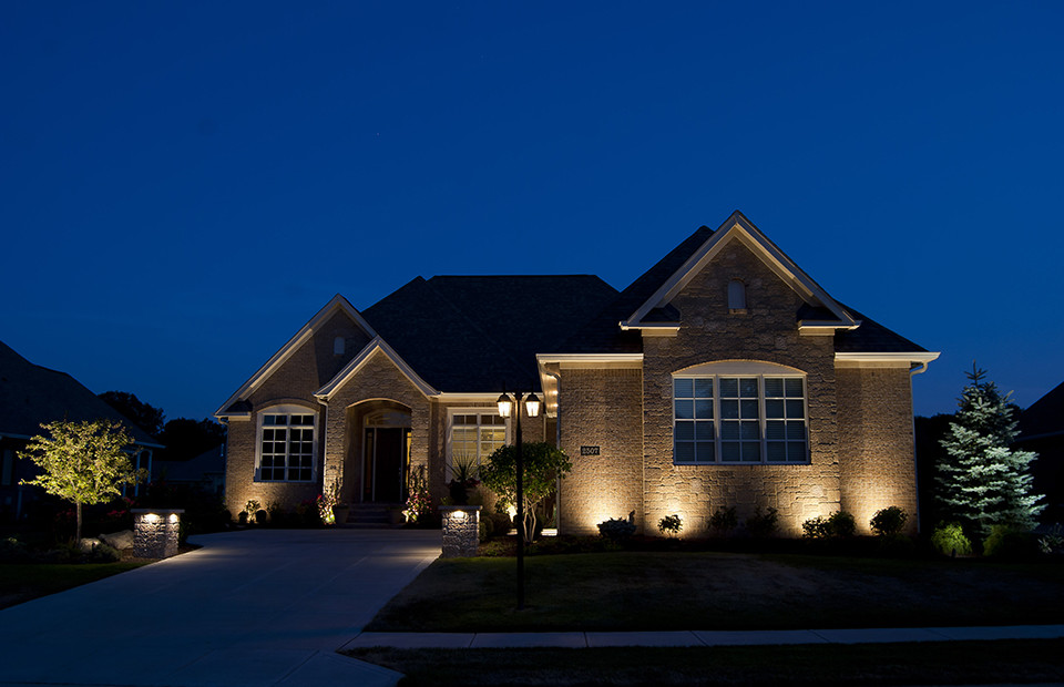 Professional landscape lighting design and installation aloadofball Choice Image