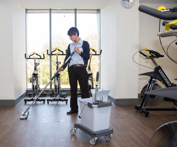 Best Commercial Cleaning For Fitness Centers in Omaha NE | Price Cleaning Services Omaha
