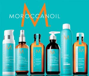 moroccanoil, cam hair designs, salon