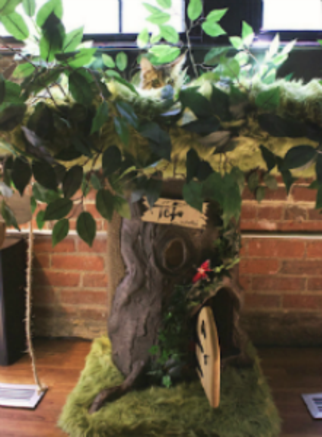 Decorative Cat Trees A Fantasy Forest