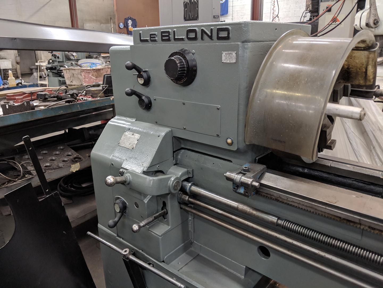 Machinery Sales