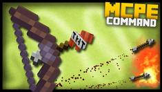 MCPE Commands TheRedEngineer