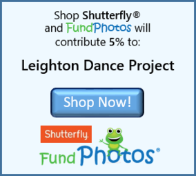 FundPhotos, Leighton Dance Project, Shutterfly