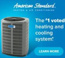 American Standard Heating & Air Conditioning - The #1 voted heating and cooling system