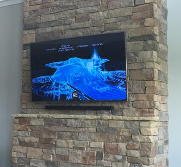 plasma,lcd,flat screen installers in charlotte nc, carolina custom mounts, professional flat screen HDTV mounting service.