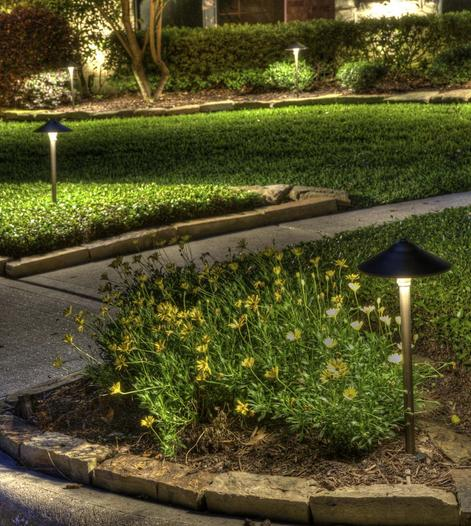 Pathway Outdoor Lighting Houston Large Selection Of