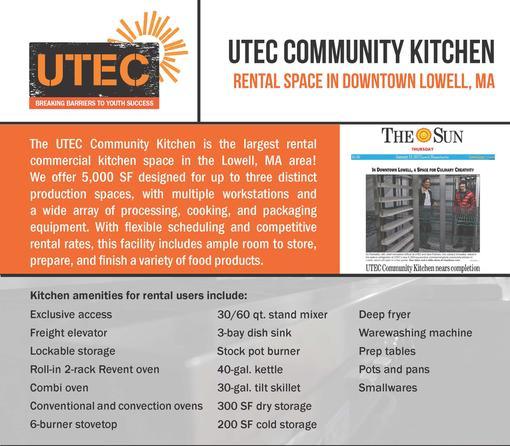 Utec Cafe Lowell Ma