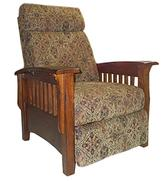Tuscan Mission Power Three Way Recliner