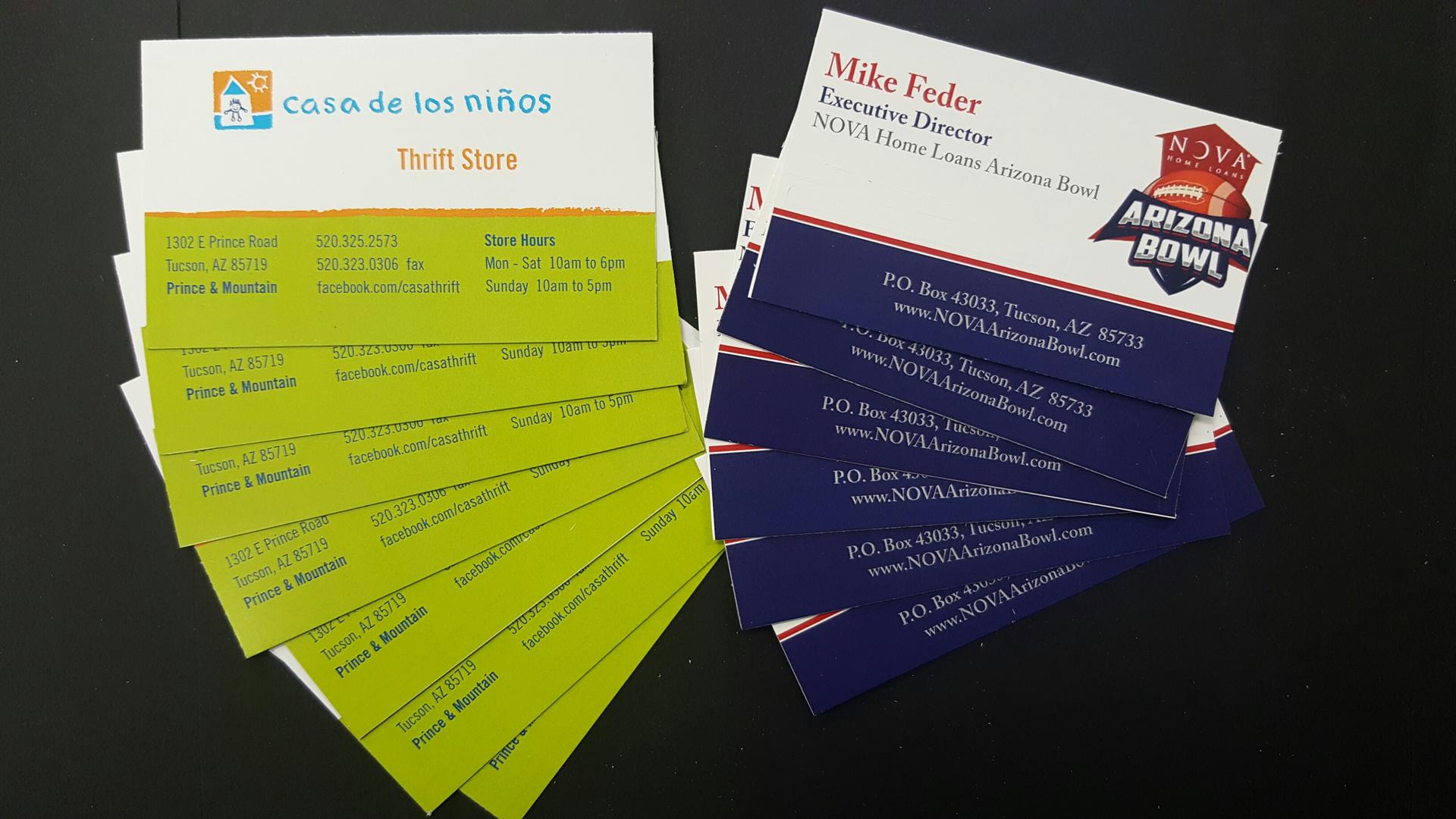Digital Printing Postcards Automated Presort Services Tucson Az