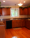 Meander Homes Construction Kitchen