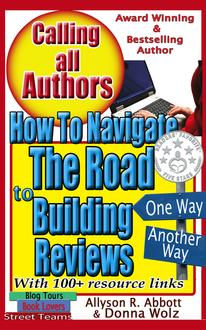 Learn how to get REVIEWS for your book