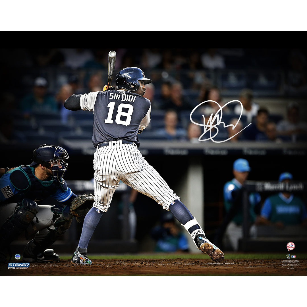 4b6a87c28 Yankees Record-Breaking Shortstop Didi Gregorius Signs Exclusive  Collectibles Deal with Steiner Sports
