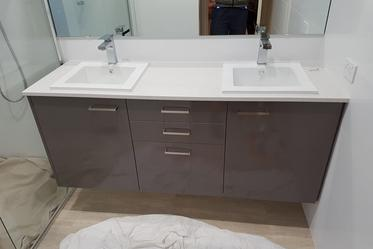 new bathroom cabinet maker Perth