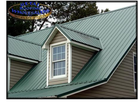 Classic Rib Metal Roofing Wholesalers