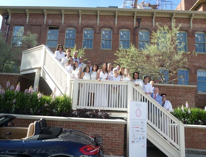 Holiday House Hamptons 2nd Annual White Gala