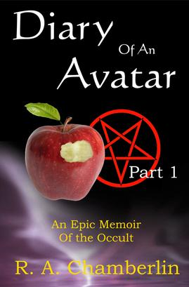 Diary of an Avatar Part 1 Cover jpeg