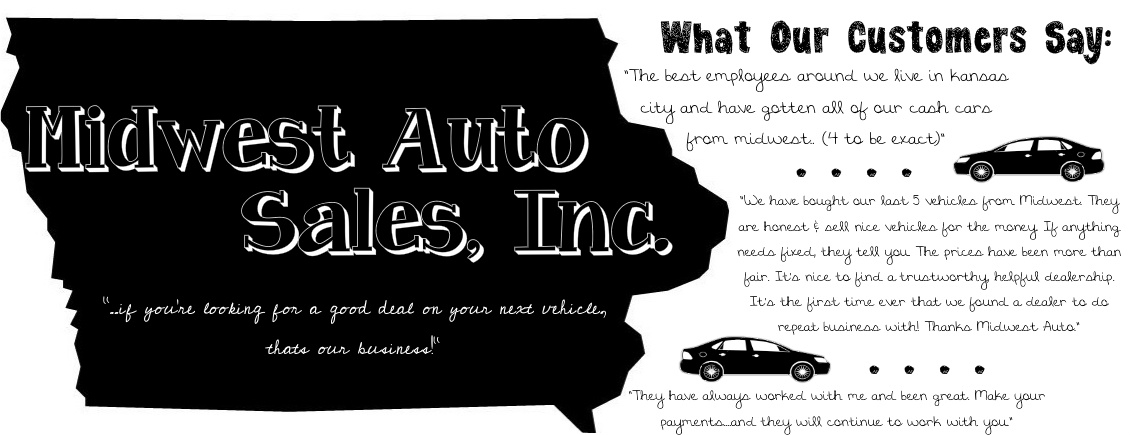 Midwest Auto Sales >> Home
