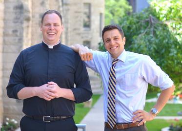 Fr. Zach Kautzky & Joe Stopulos from the Man-Up Podcast