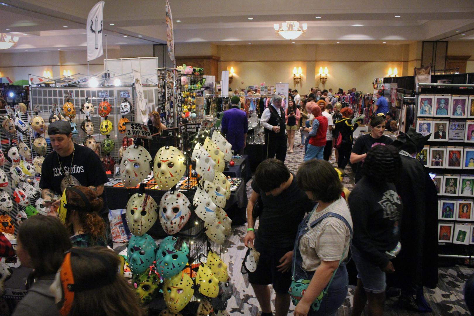 Ancient City Con - Convention, Pop Culture, St Augustine, FL