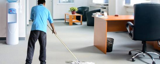 WEEKLY CLEANING FROM RGV Janitorial Services