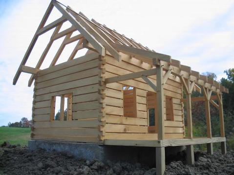 Dovetail Log Cabins on