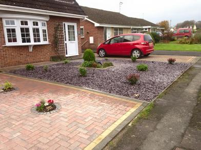 Landscaping in Warminster