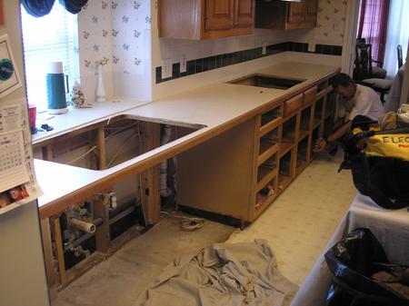 Kitchen Remodeling, Kitchen Counter Tops, Tile, Plumbing Repair ...