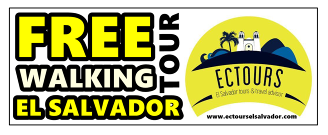 FREE WALKING TOUR SAN SALVADOR