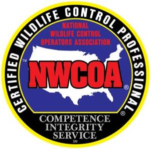 Certified Wildlife Control Professional NWCOA