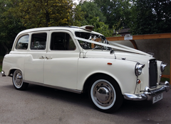 Wedding Taxi Cab | wedding car hire Essex