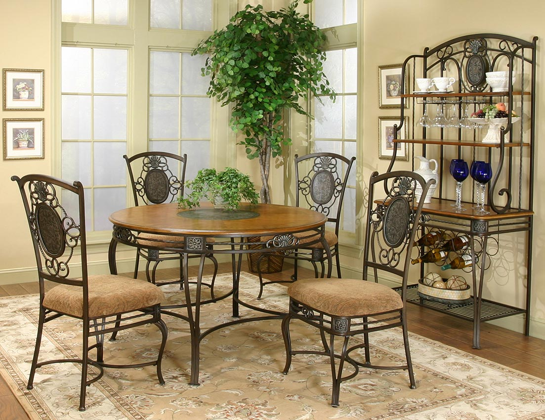 Rod Iron Kitchen Tables Black Wrought Iron Kitchen Chairs Cliff Kitchen