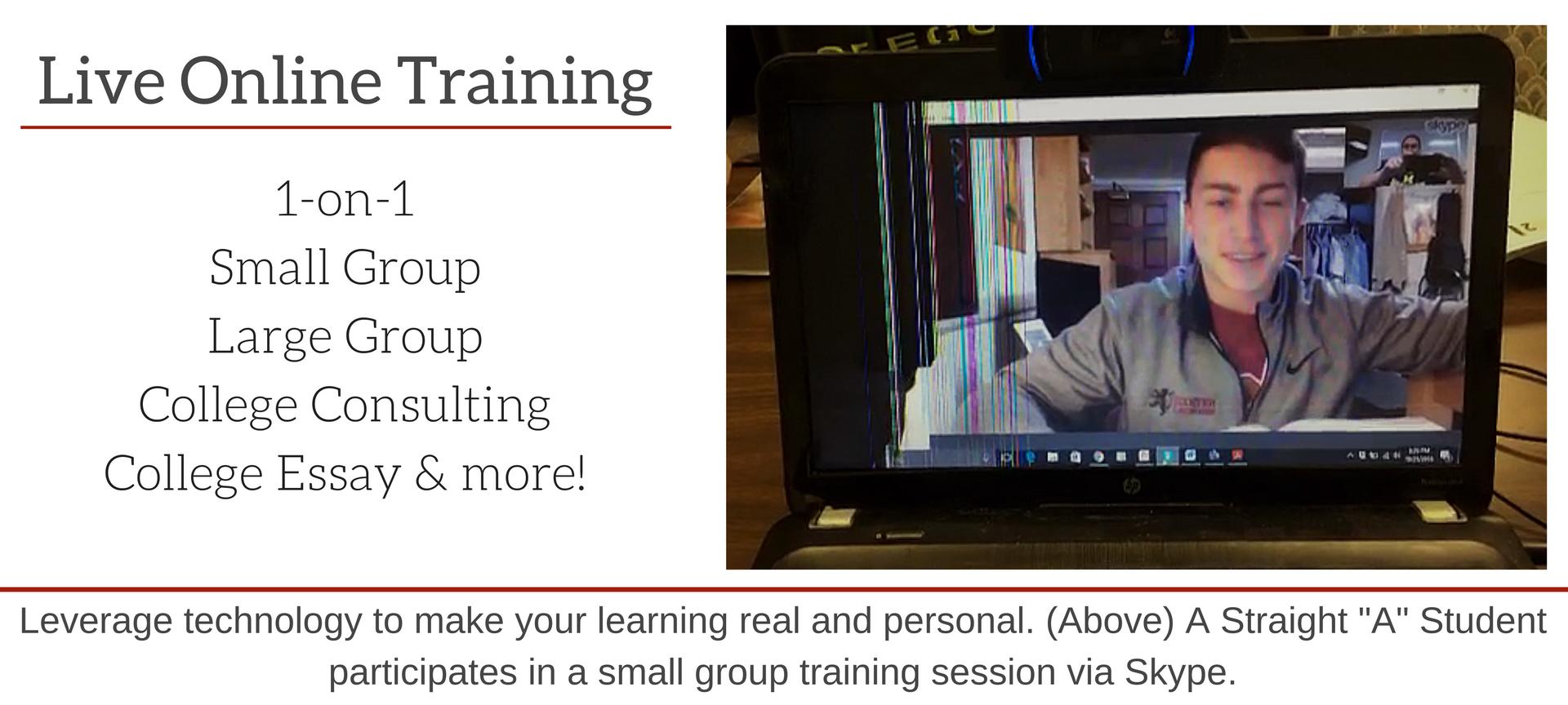 straight a sat act test prep tutoring online tutoring