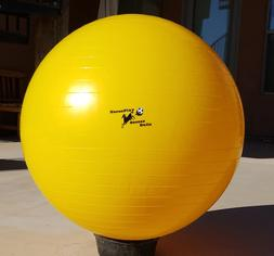 "Gold 33"" Mini Anti-burst Training Ball"