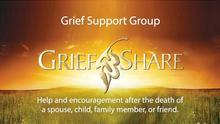 It hurts to lose someone. Find help at GriefShare.