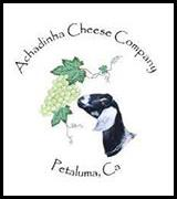 Click this logo to visit the website of Achadinha Cheese Company - Petaluma, CA