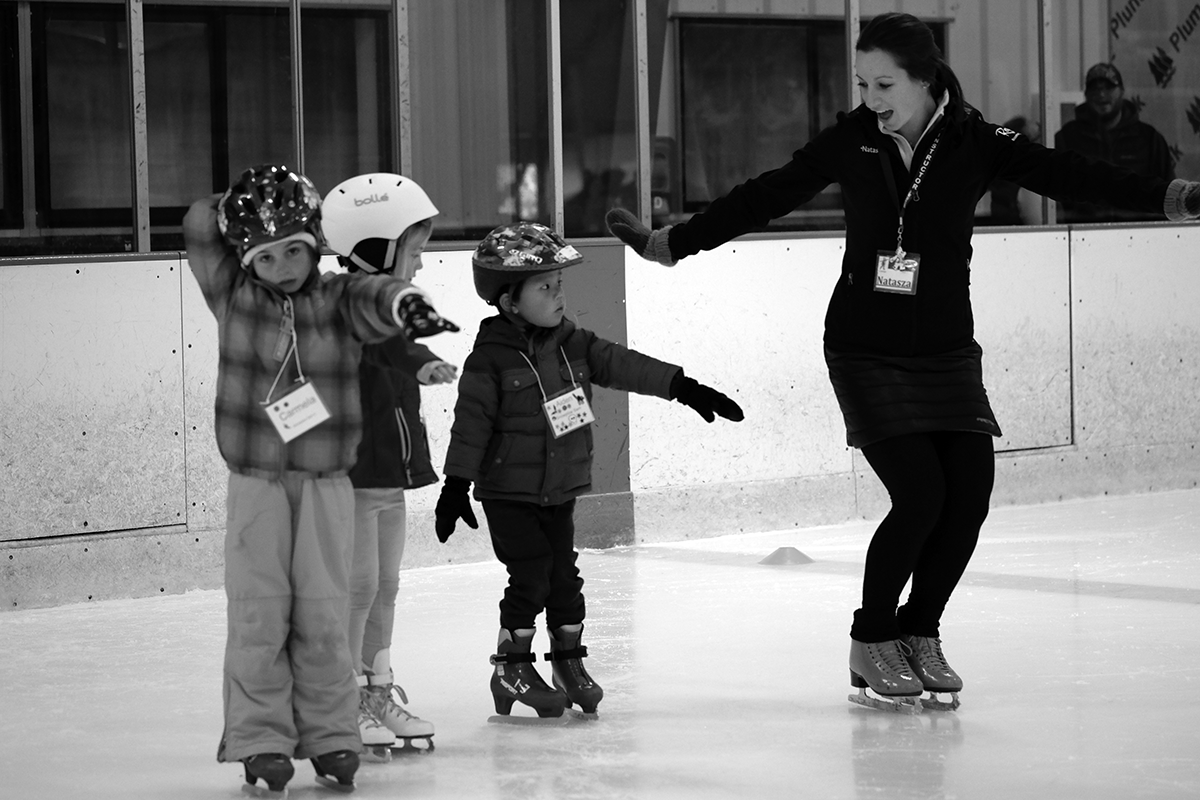 Usa roller skating rink queens - I M A Certified Learn To Skate Instructor I Love To Skate And Coach And I Coach In The Bozeman Learn To Skate Usa Program