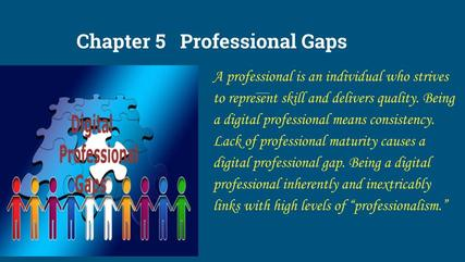 talent management, professional gaps