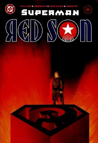 Geekpin Entertainment, DC Comics, Superman Red Son, IGN, Elseworlds
