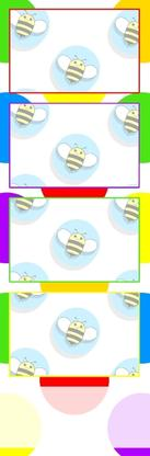 Bumblebee Booths Photo Strip sample #38