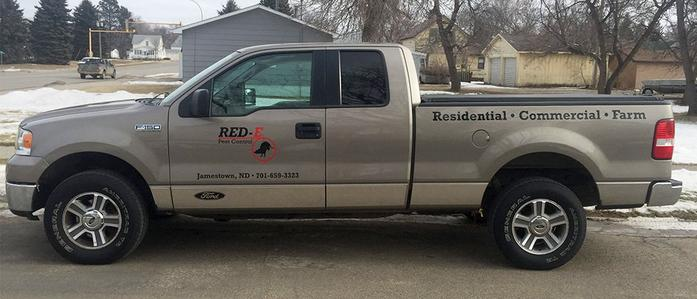 Red-E Pest Control - Residential - Commercial - Farm