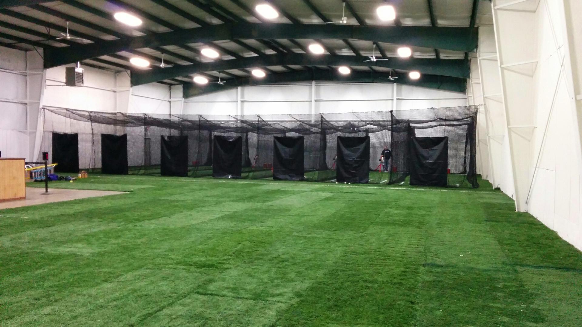 batter up training center