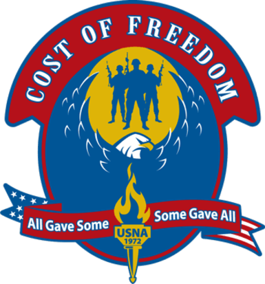 Cost Of Freedom Inc Logo Information