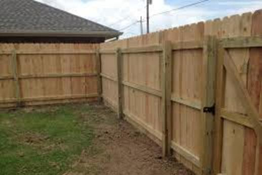 Excellent Wood Fence Contractor in Seward NE | Lincoln Handyman Services
