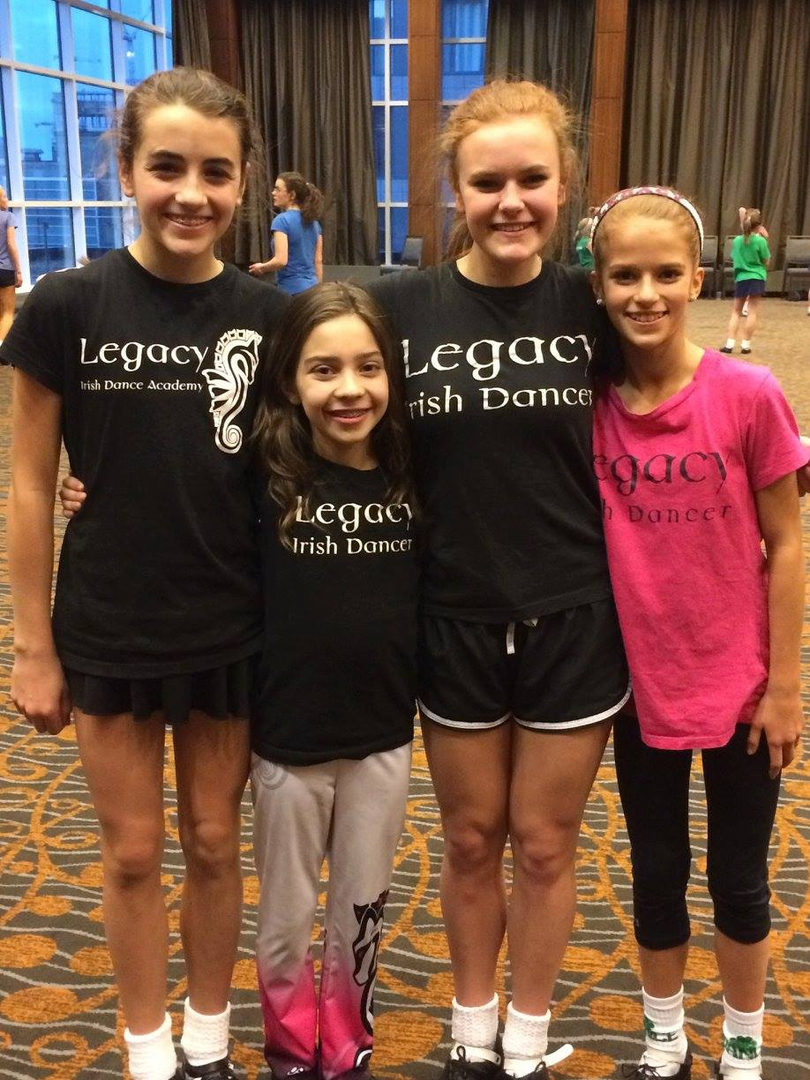 Legacy Irish Dance Academy is the premier dance academy of the Southern  Region, USA. Legacy is owned and directed by Abbey Pride Wood, TCRG, Brent  Wood, ...