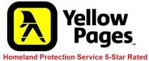Homeland Protection Service 5-Star Rated Yellow Pages